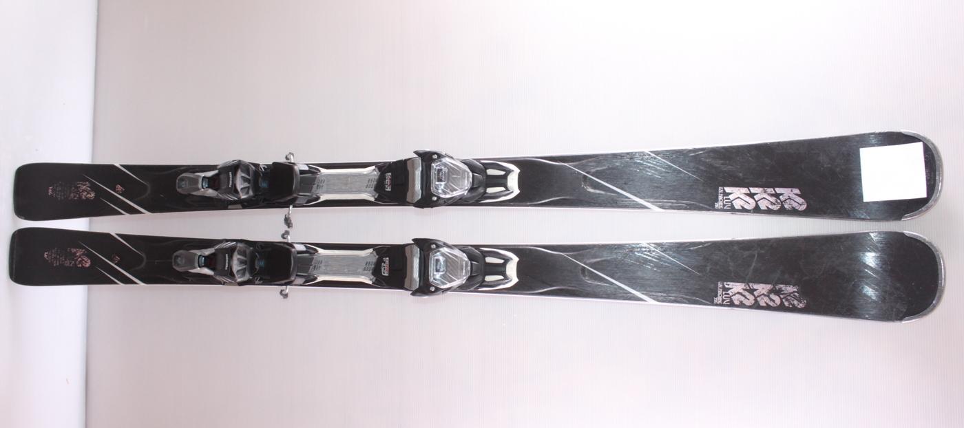 Dámské lyže K2 LUV MACHINE 72 Ti 146cm rok 2019