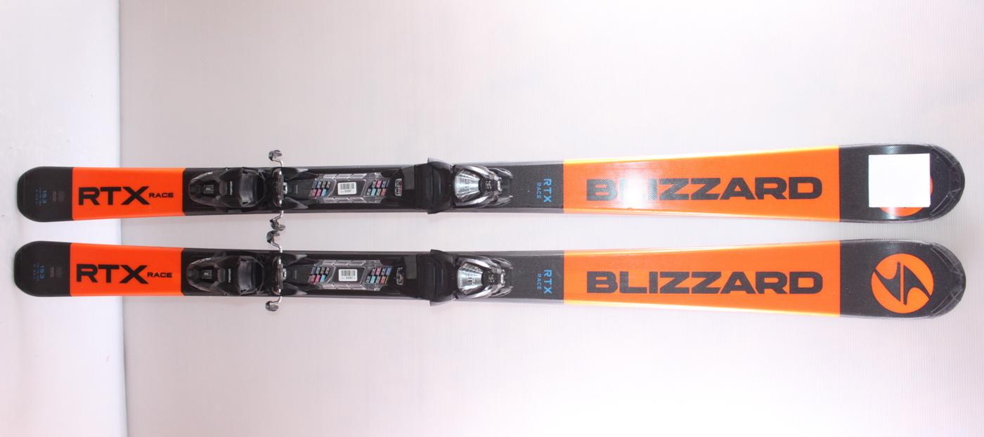 Lyže BLIZZARD RTX RACE 153cm rok 2019