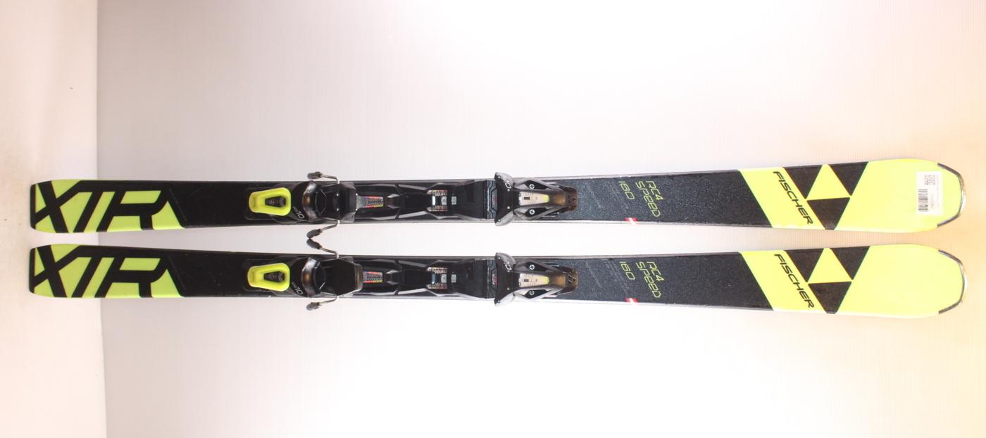 Lyže FISCHER RC4 SPEED XTR 160cm rok 2019