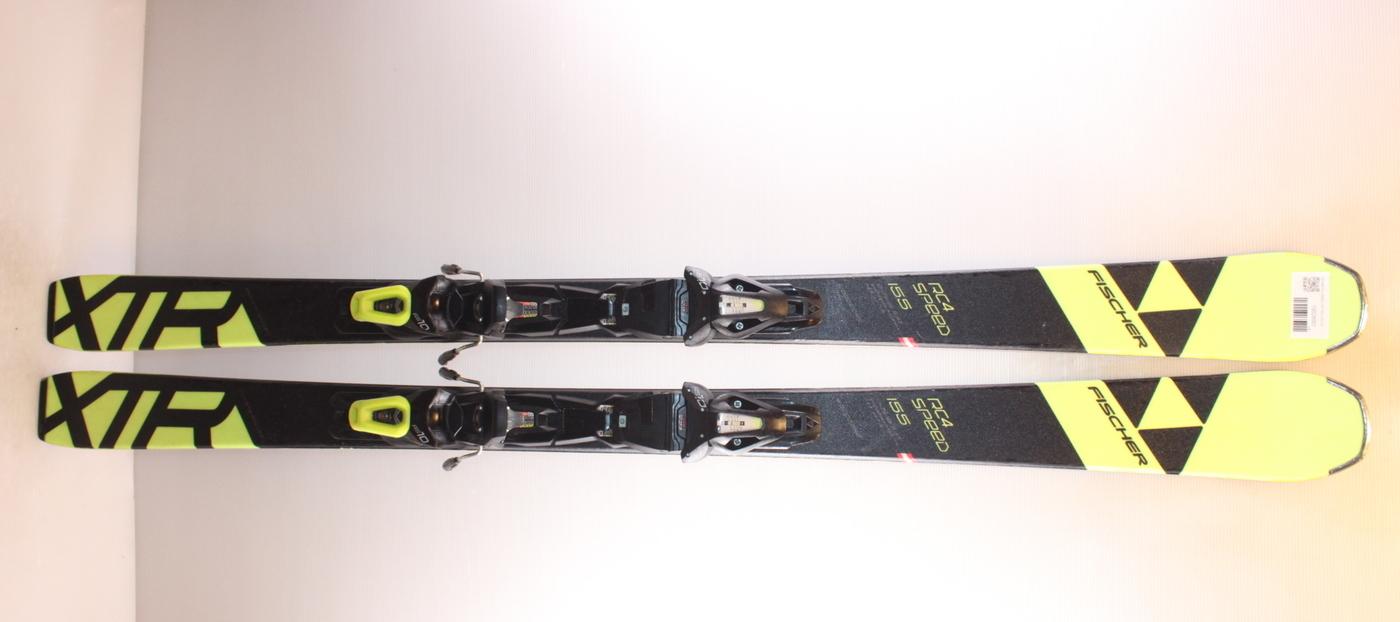 Lyže FISCHER RC4 SPEED XTR 155cm rok 2019