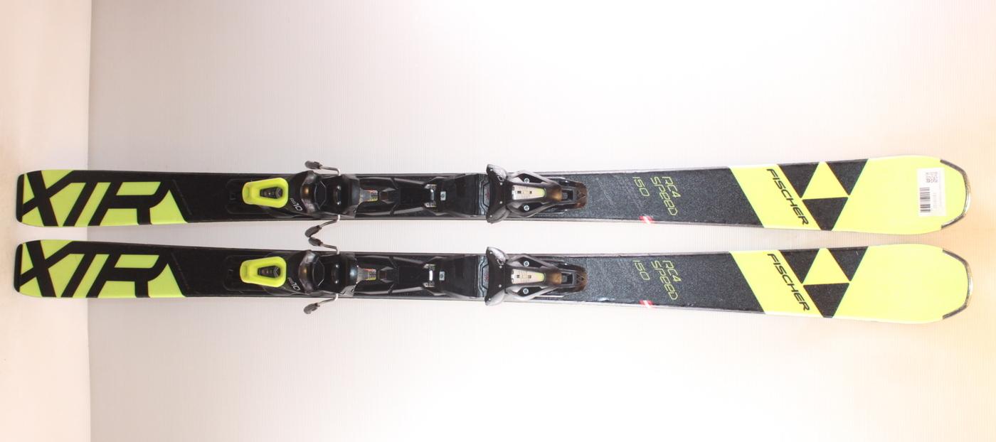 Lyže FISCHER RC4 SPEED XTR 150cm rok 2019