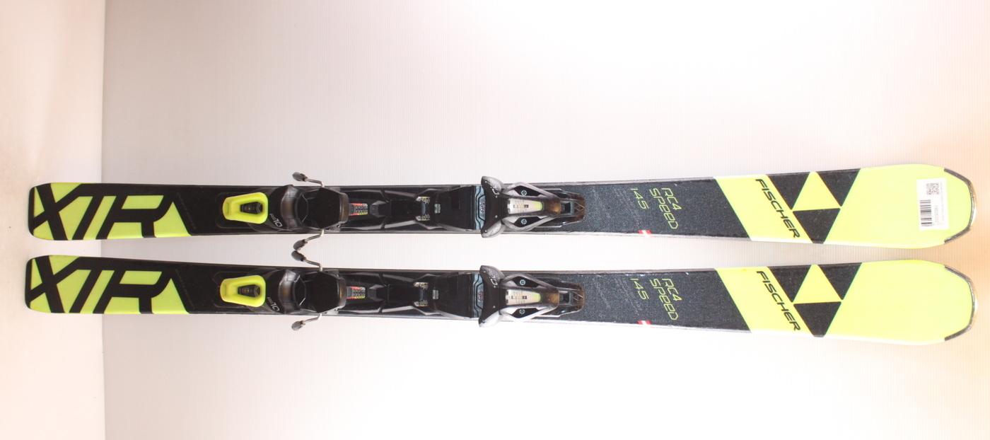 Lyže FISCHER RC4 SPEED XTR 145cm rok 2019