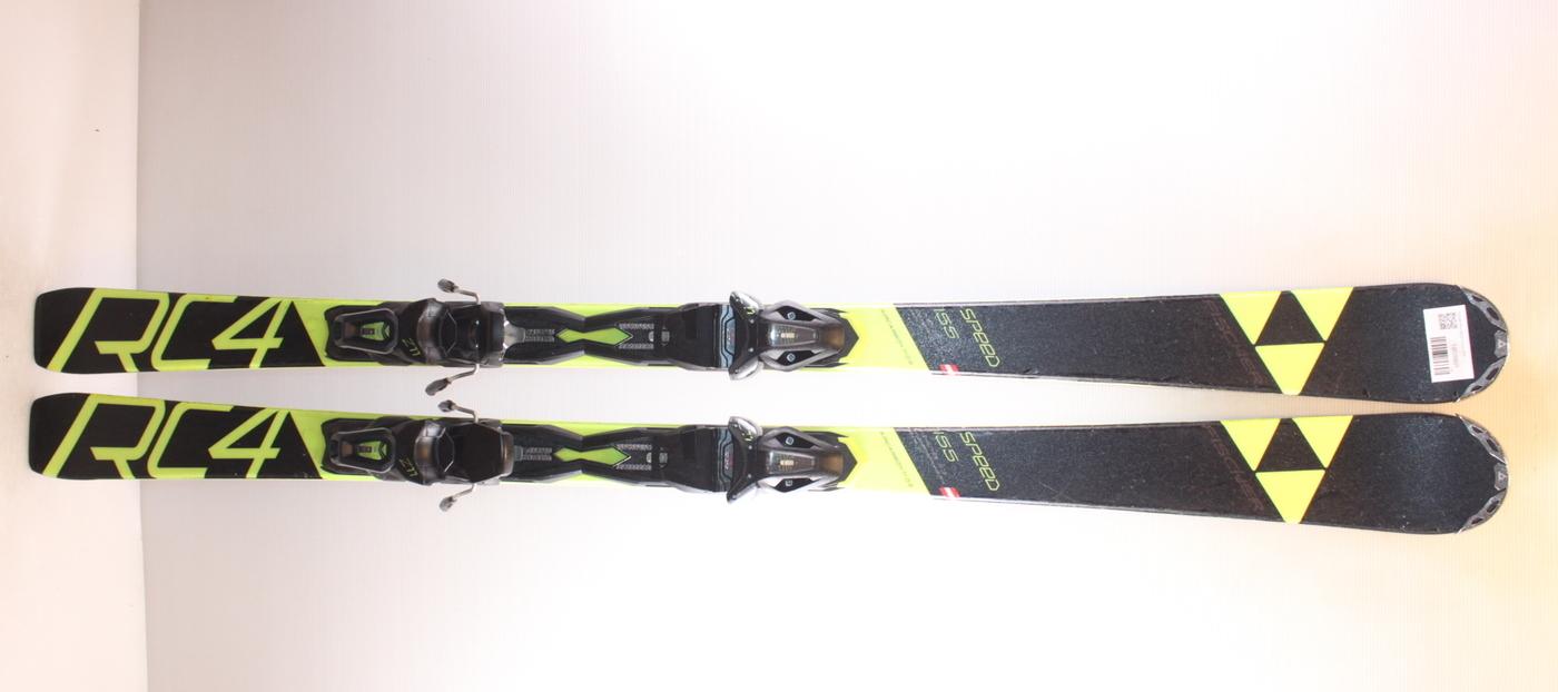 Lyže FISCHER RC4 SPEED 155cm rok 2019