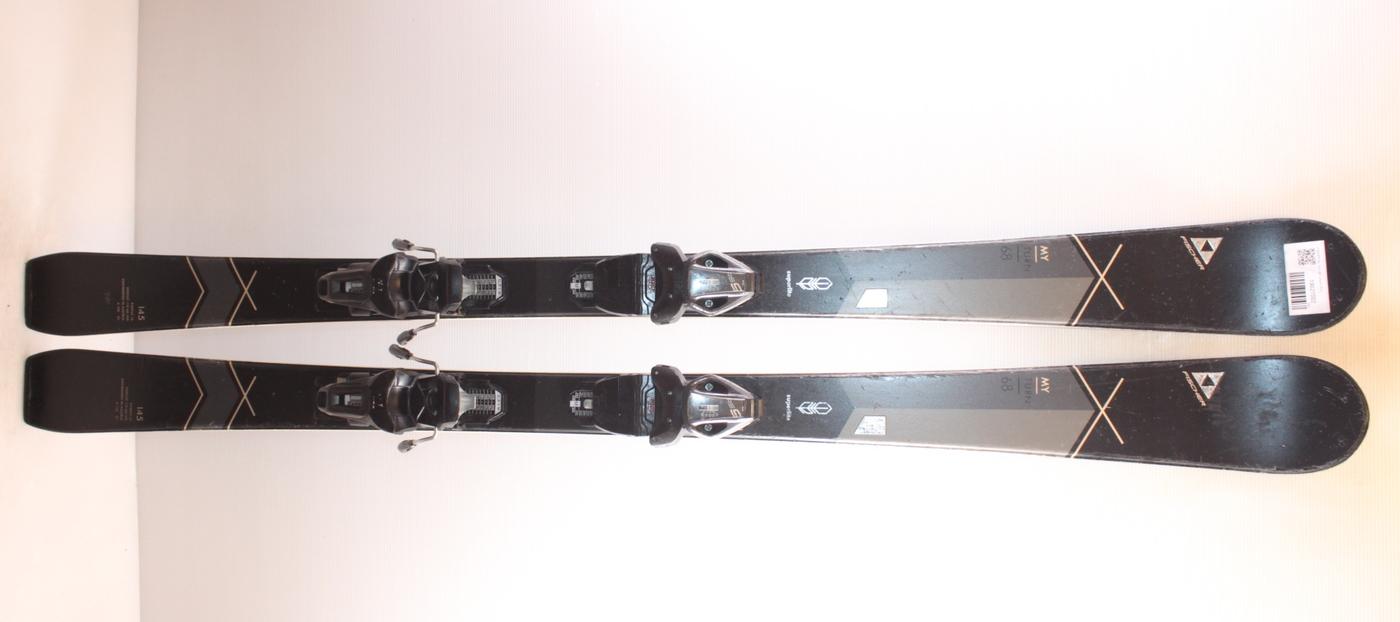 Dámské lyže FISCHER My Turn 68 145cm rok 2019