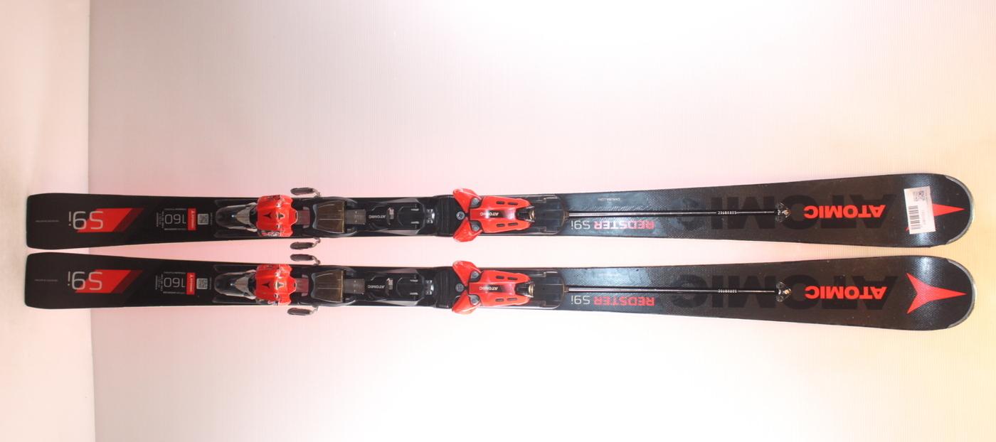 Lyže ATOMIC REDSTER S9i 160cm rok 2019