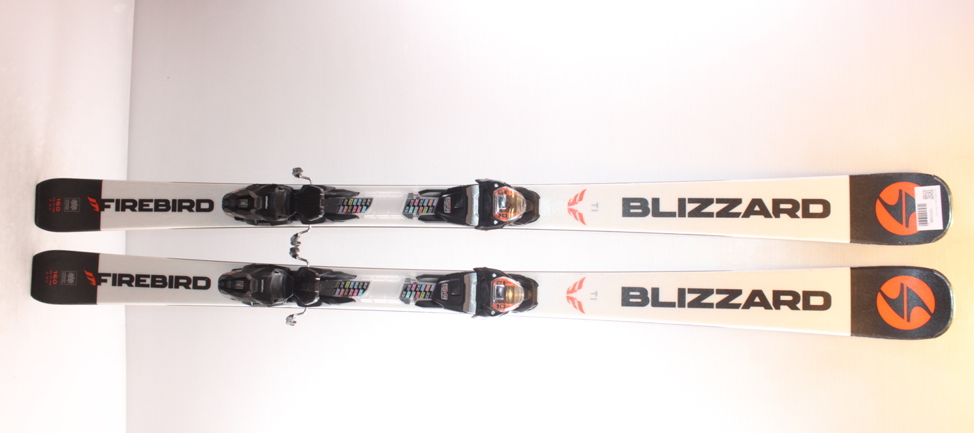 Lyže BLIZZARD Firebird Ti 160cm rok 2019