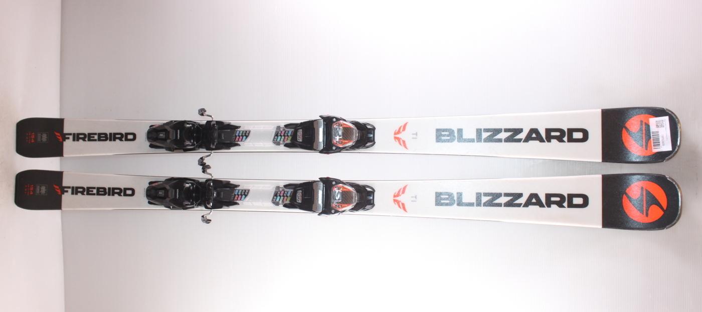 Lyže BLIZZARD Firebird Ti 154cm rok 2019