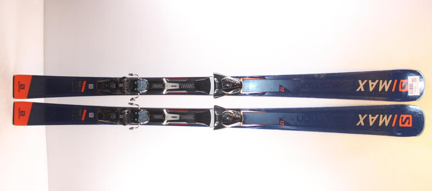 Lyže SALOMON S MAX 12 165cm rok 2019