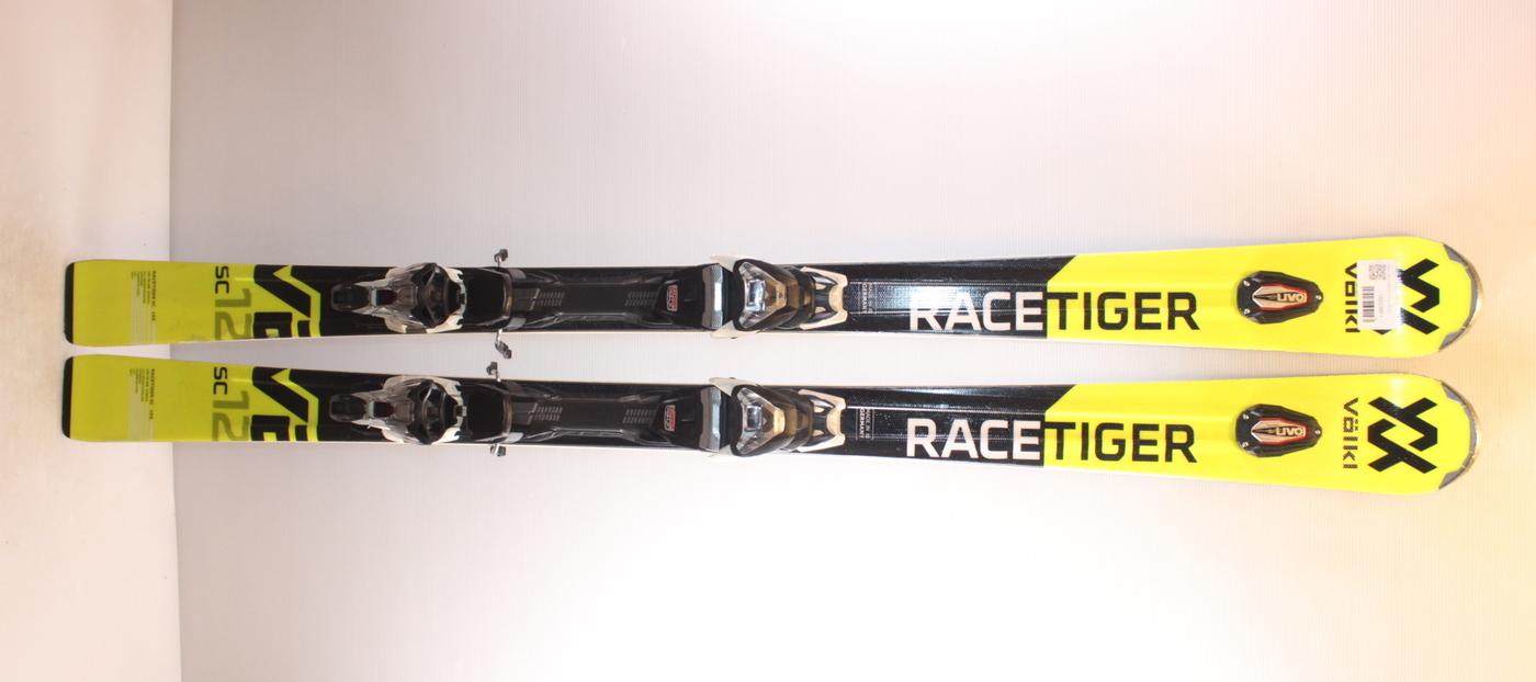 Lyže VOLKL RACETIGER SC 155cm rok 2019