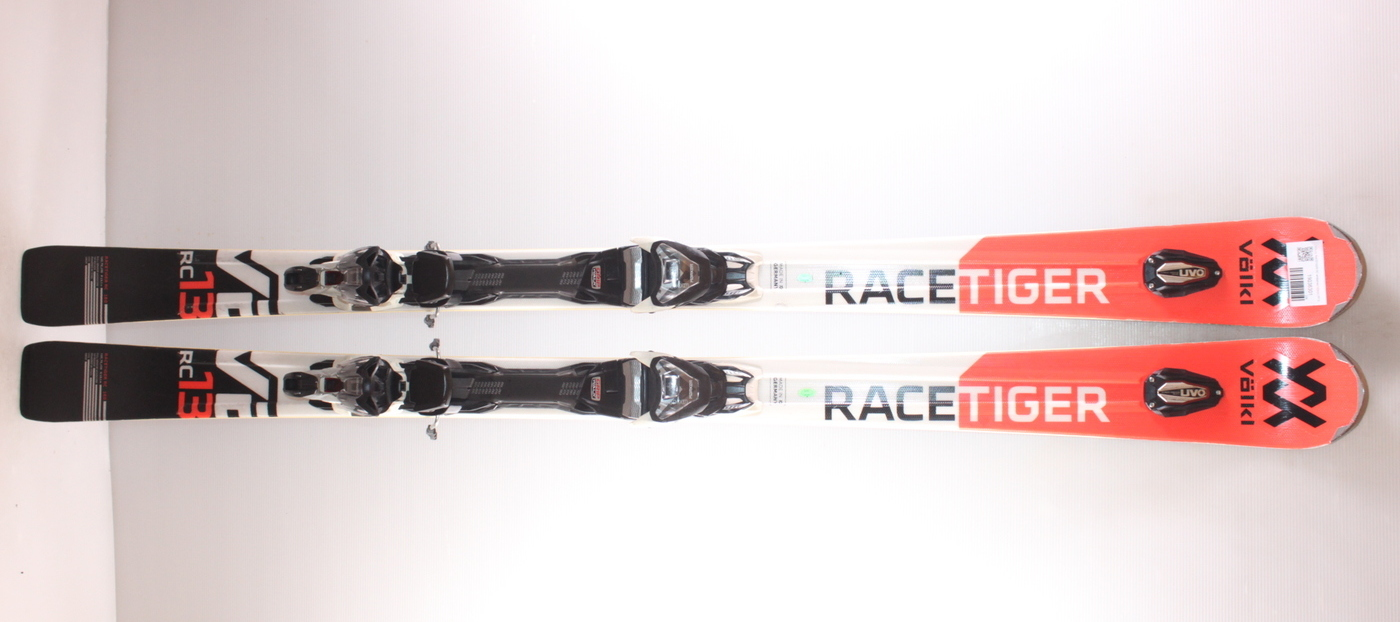 Lyže VOLKL RACETIGER RC white/red 170cm rok 2019