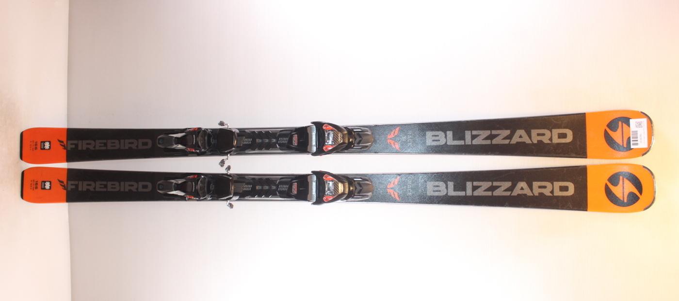 Lyže BLIZZARD FIREBIRD RACE Ti 172cm rok 2019