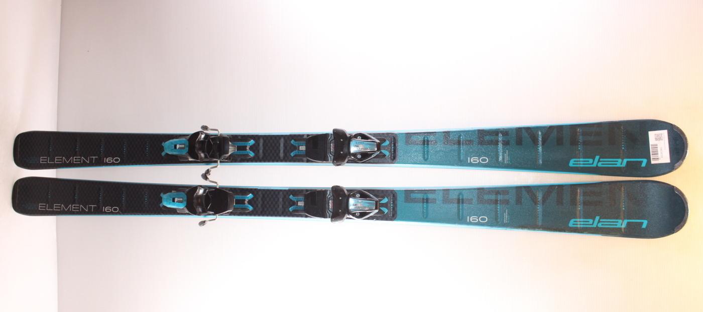 Dámské lyže ELAN Element 160cm rok 2019