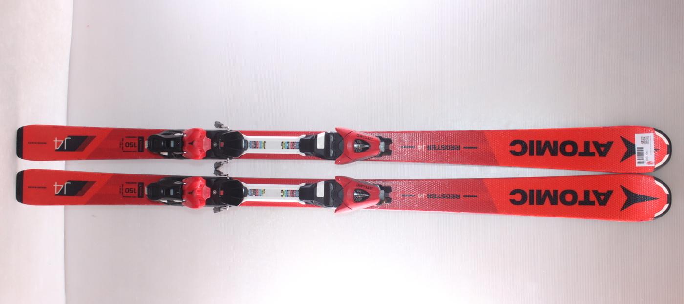 Dětské lyže ATOMIC REDSTER J4 150cm rok 2019