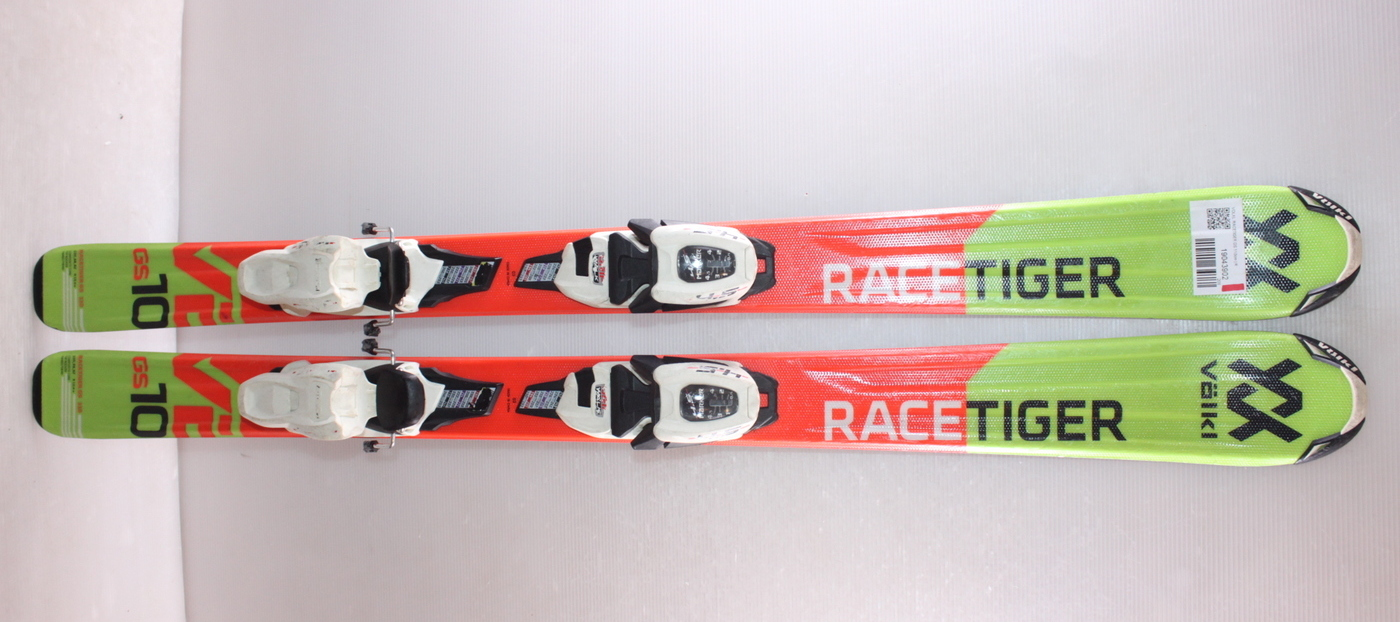 Dětské lyže VOLKL RACETIGER GS 110cm rok 2019