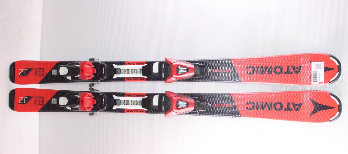 Dětské lyže ATOMIC REDSTER J2 110cm rok 2019