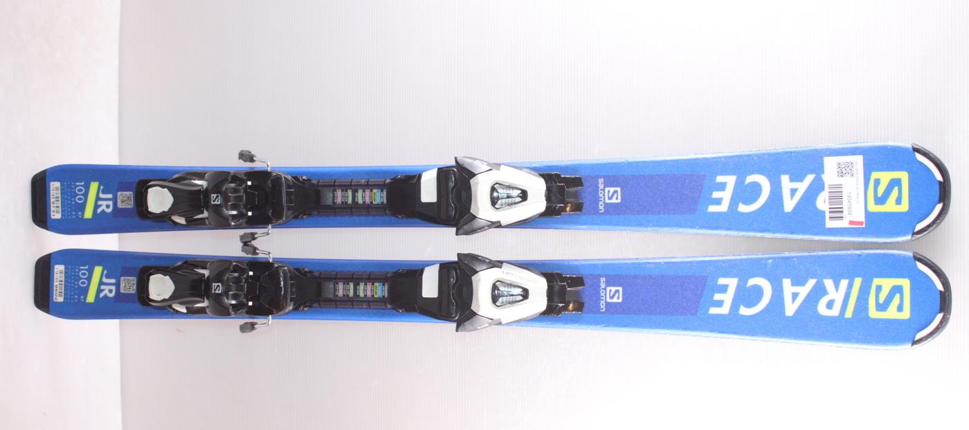 Dětské lyže SALOMON S/RACE JR 100cm rok 2019