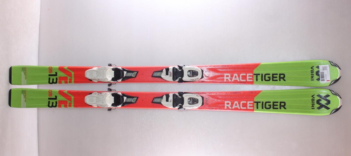 Dětské lyže VOLKL RACETIGER GS 140cm rok 2019