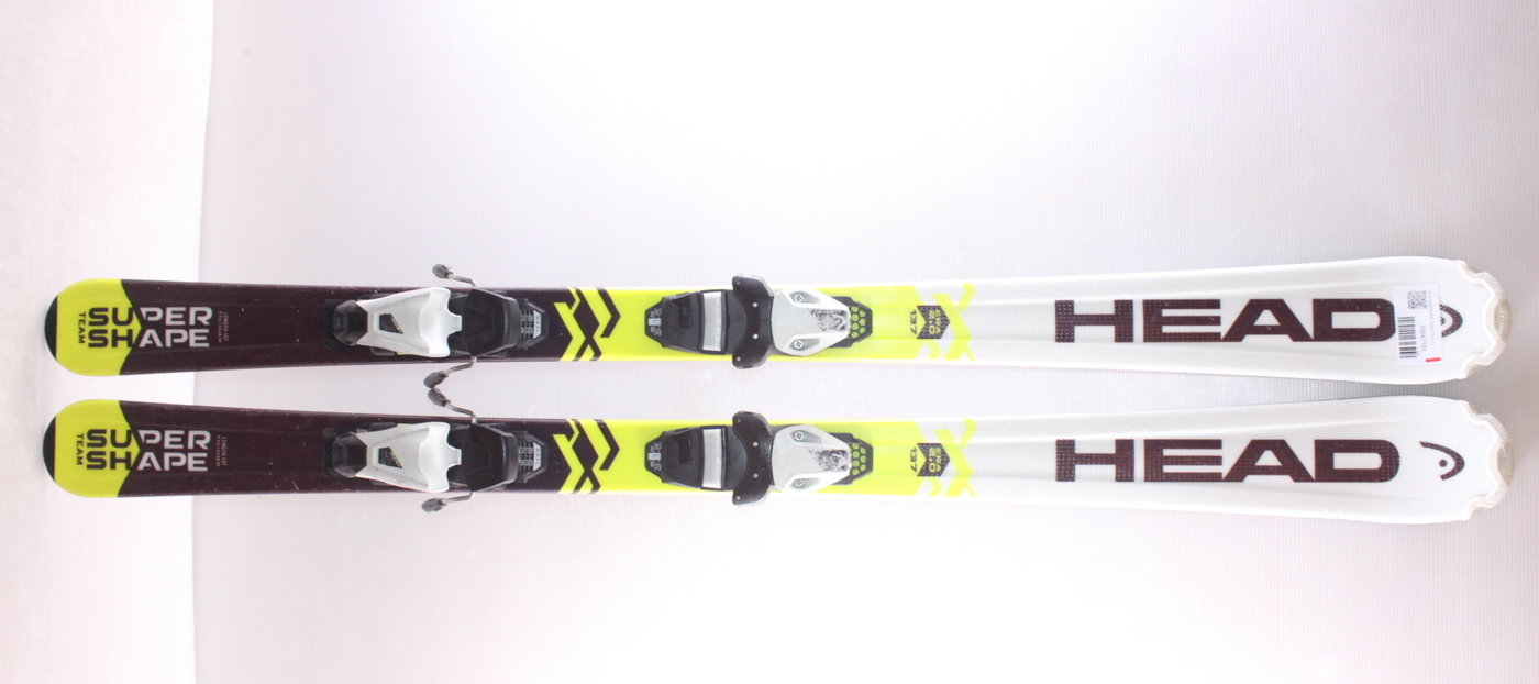 Dětské lyže HEAD SUPERSHAPE TEAM 137cm rok 2019