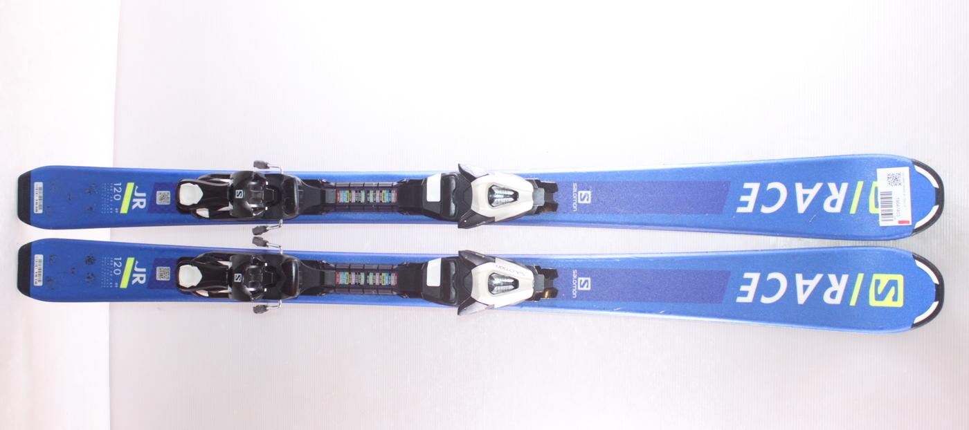 Dětské lyže SALOMON S/RACE JR 120cm rok 2019