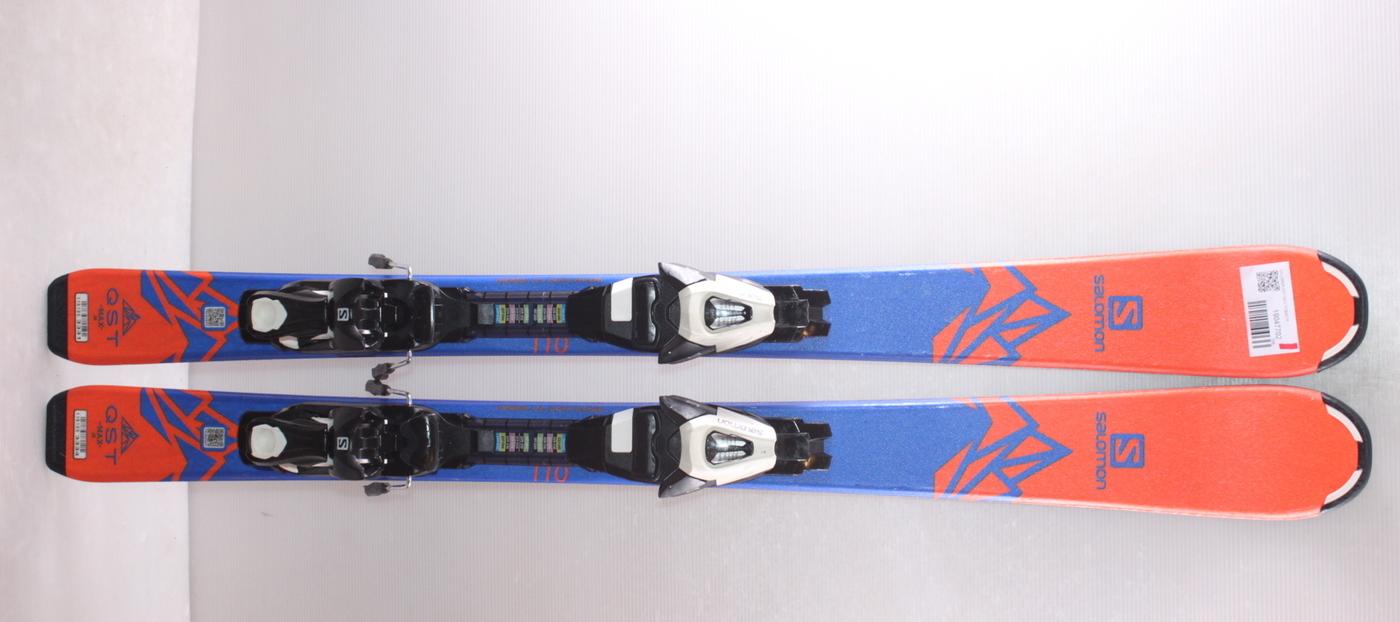 Dětské lyže SALOMON QST MAX 110cm rok 2019