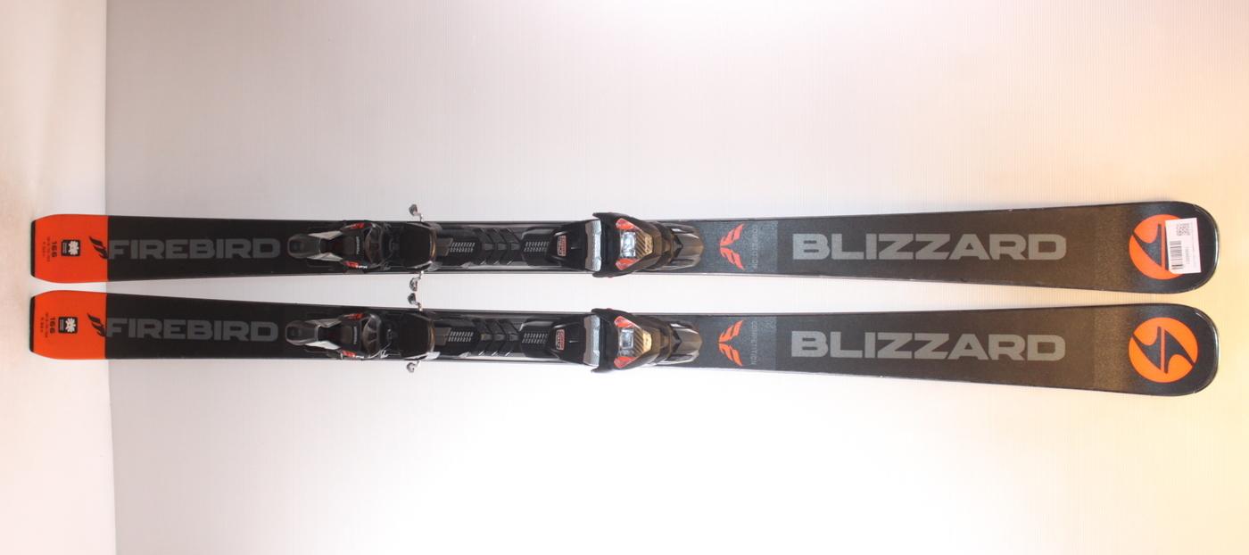 Lyže BLIZZARD Firebird Competition 166cm rok 2019