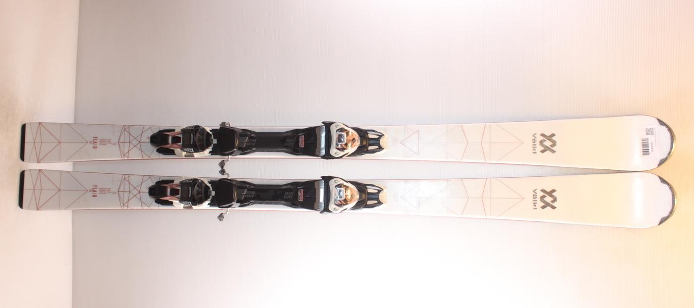 Dámské lyže VOLKL FLAIR SC 153cm rok 2019
