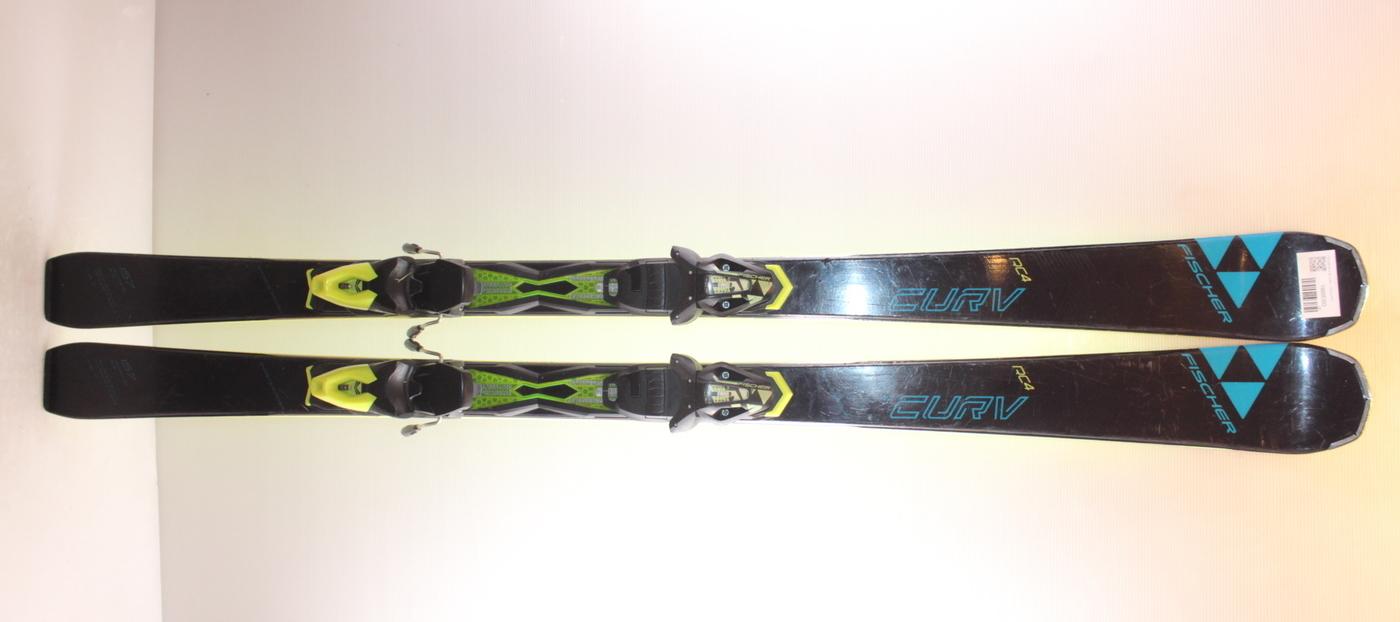 Dámské lyže FISCHER RC4 MY CURV  157cm rok 2019