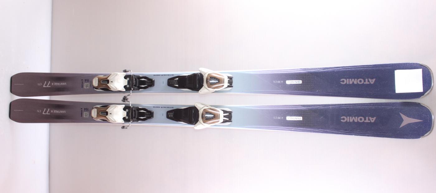 Dámské lyže ATOMIC Vantage X 77 CTi 160cm rok 2019