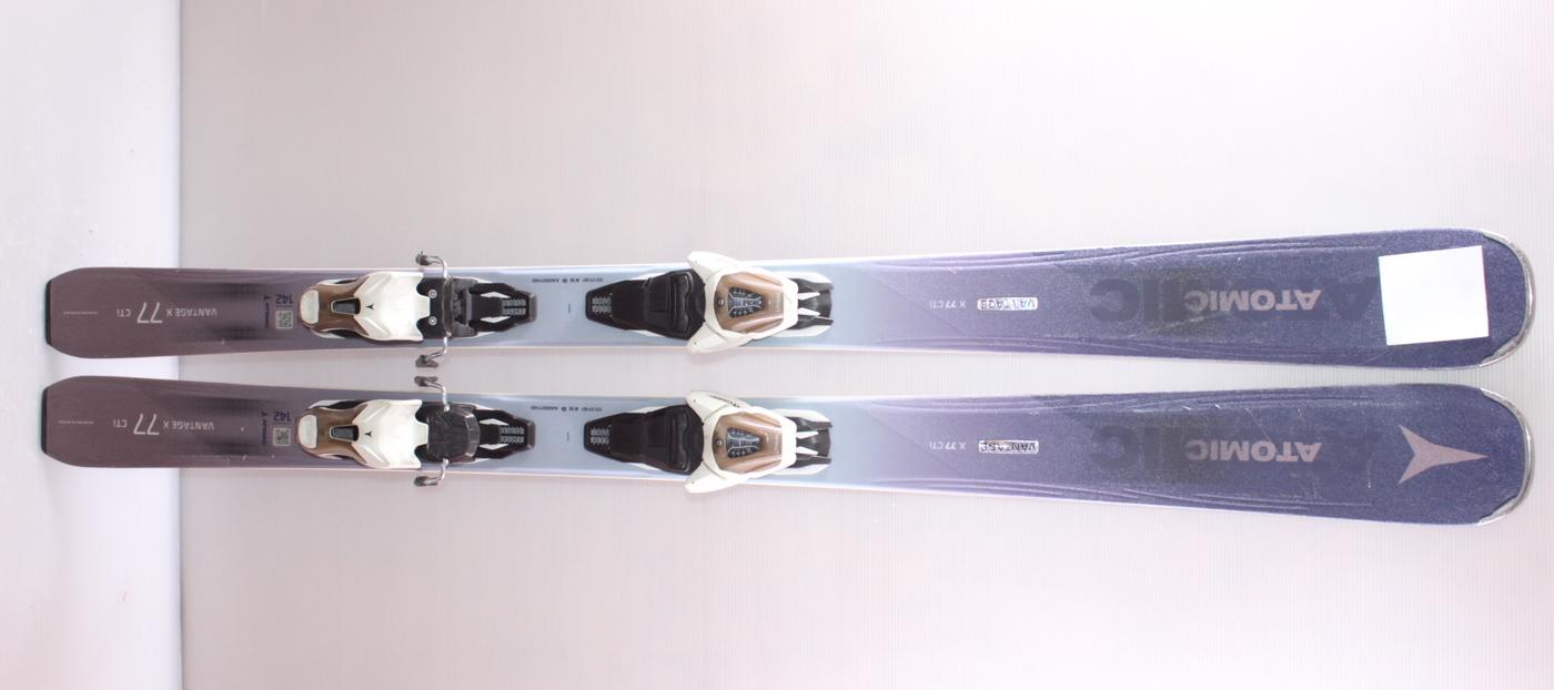 Dámské lyže ATOMIC Vantage X 77 CTi 142cm rok 2019
