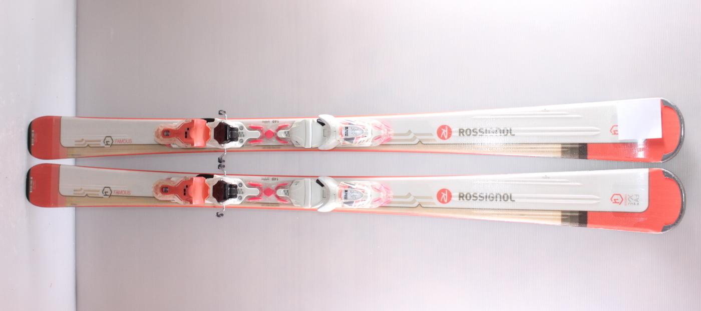 Dámské lyže ROSSIGNOL FAMOUS 4 149cm rok 2019