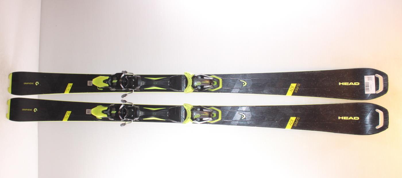 Dámské lyže HEAD SUPER JOY 158cm rok 2019