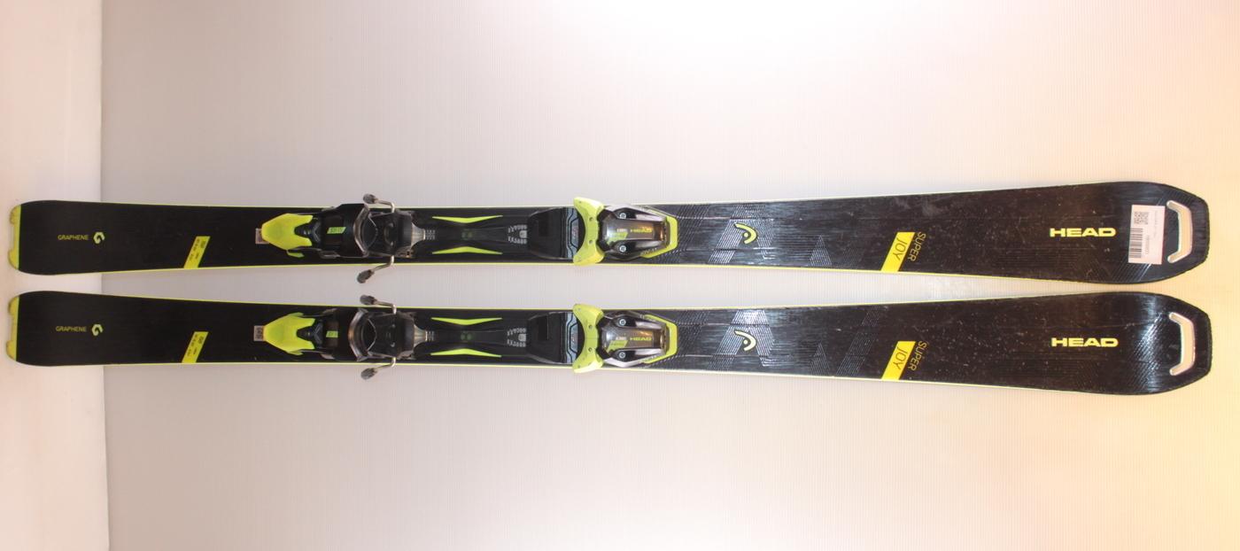 Dámské lyže HEAD SUPER JOY 163cm rok 2019