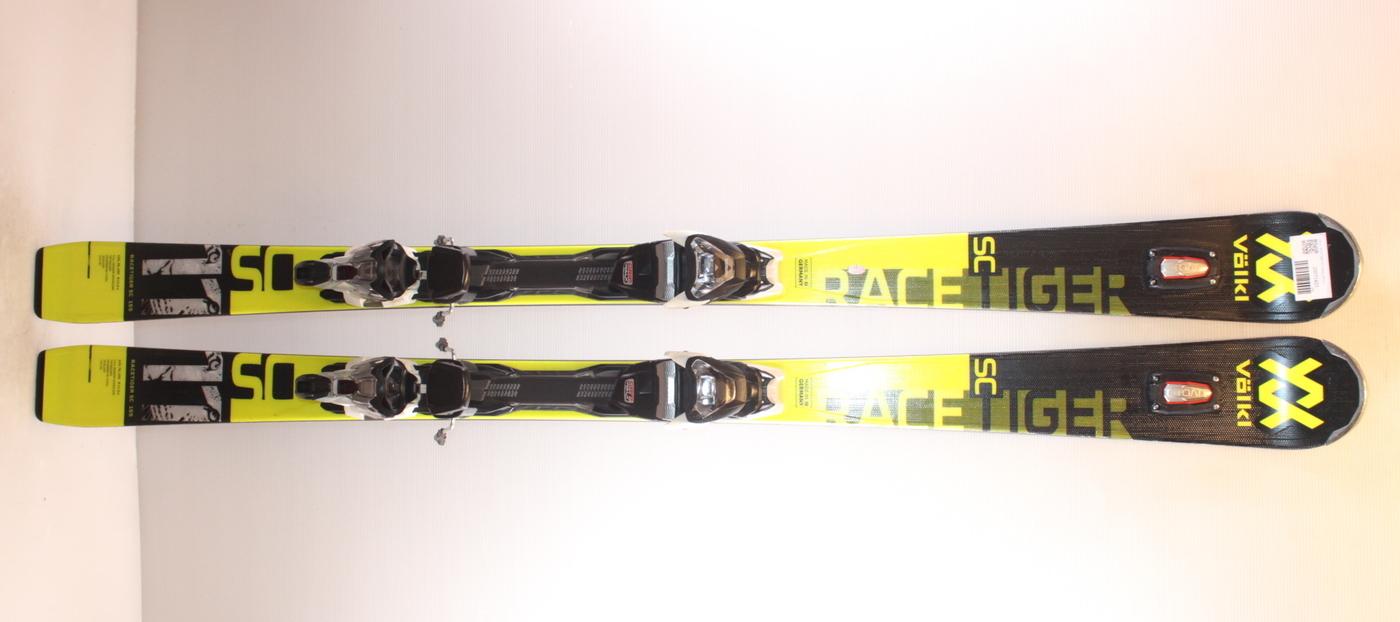 Lyže VOLKL RACETIGER SC 170cm rok 2020