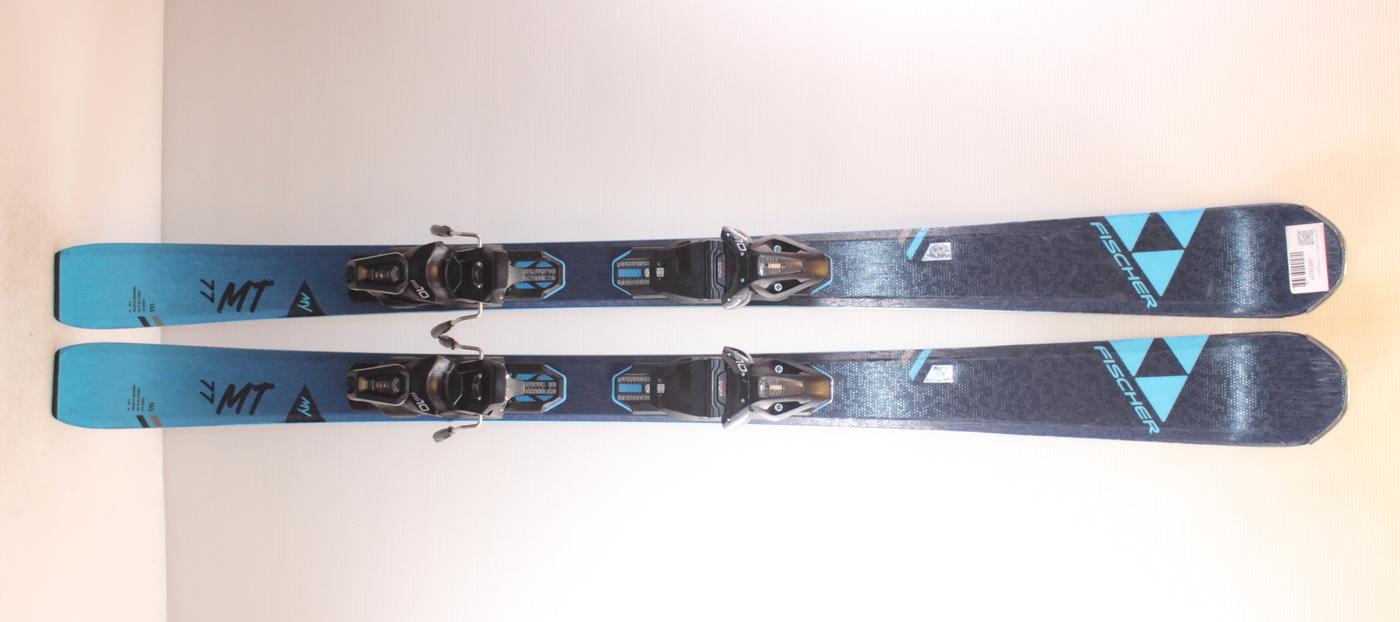 Dámské lyže FISCHER MY PRO MT 77 145cm rok 2020