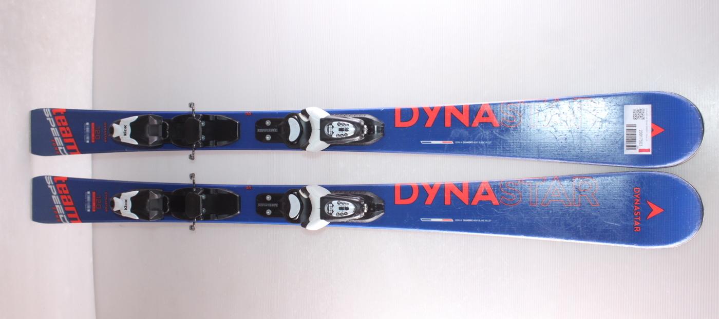 Dětské lyže DYNASTAR TEAM SPEED 120cm rok 2020