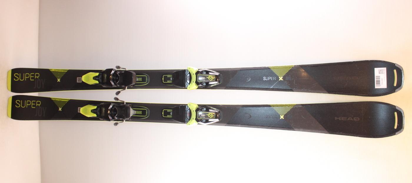 Dámské lyže HEAD SUPER JOY 158cm rok 2020