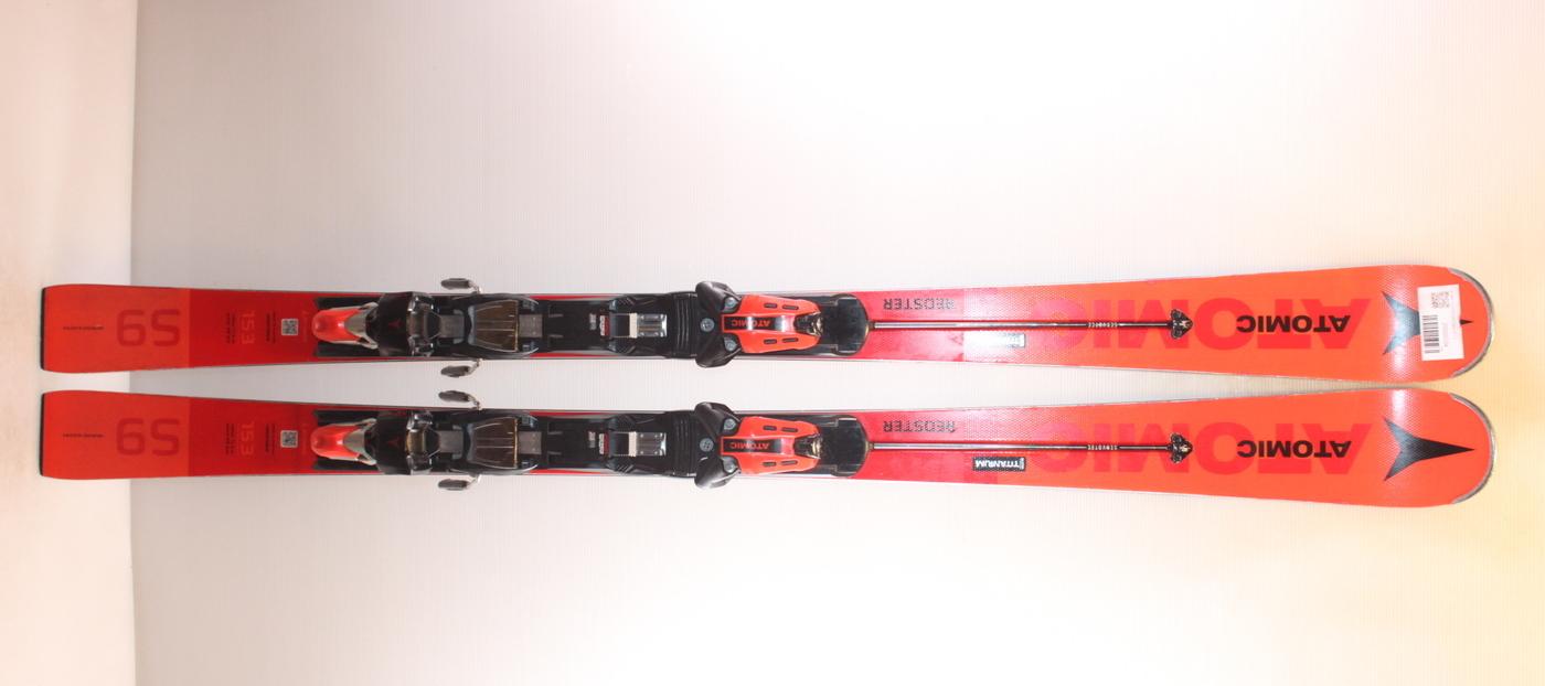 Lyže ATOMIC REDSTER S9 153cm rok 2020