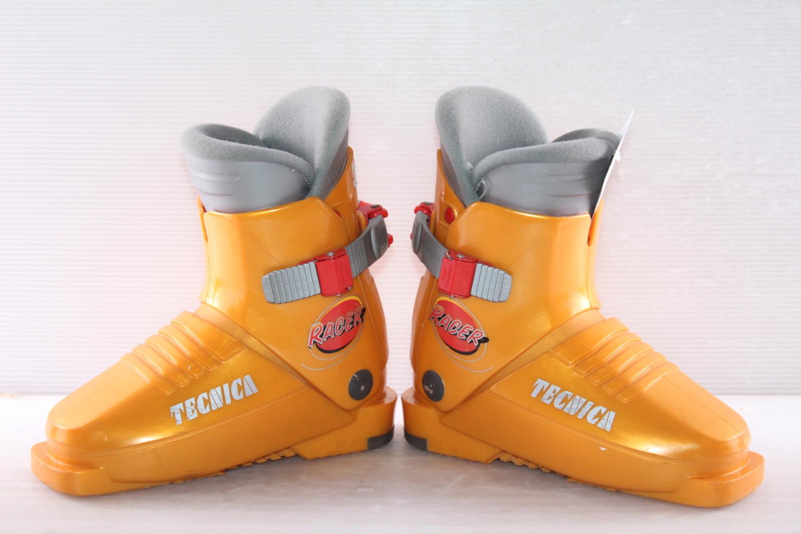 Dětské lyžáky Tecnica Racer vel. EU26.5
