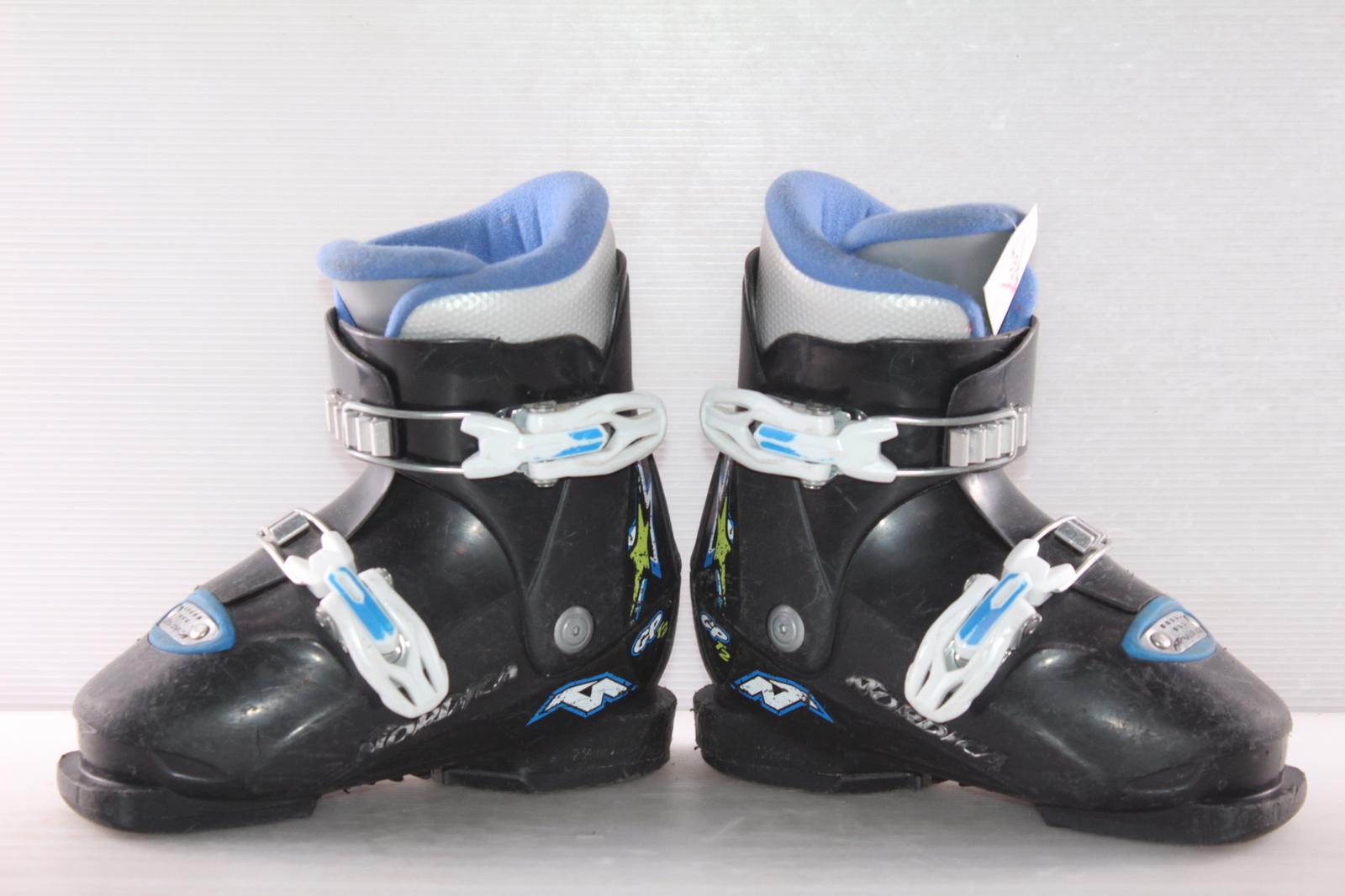 Dětské lyžáky Nordica GPT2 vel. EU30.5