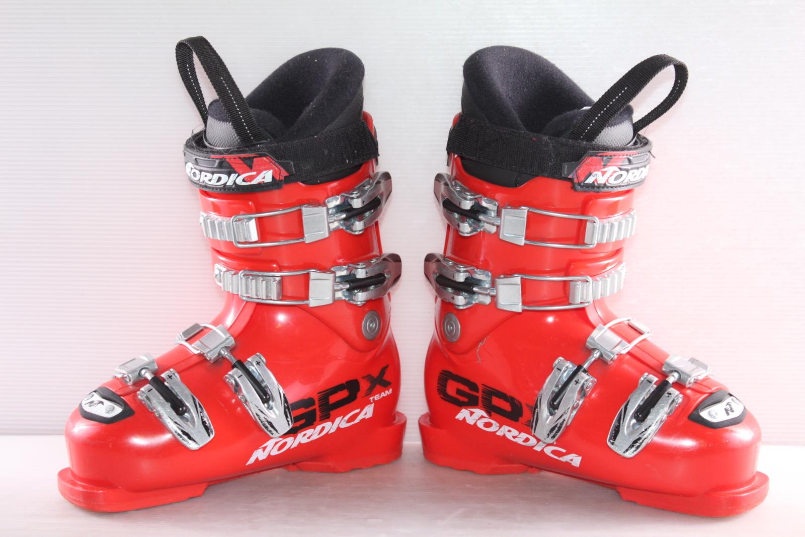 Dětské lyžáky Nordica GPX Team vel. EU31