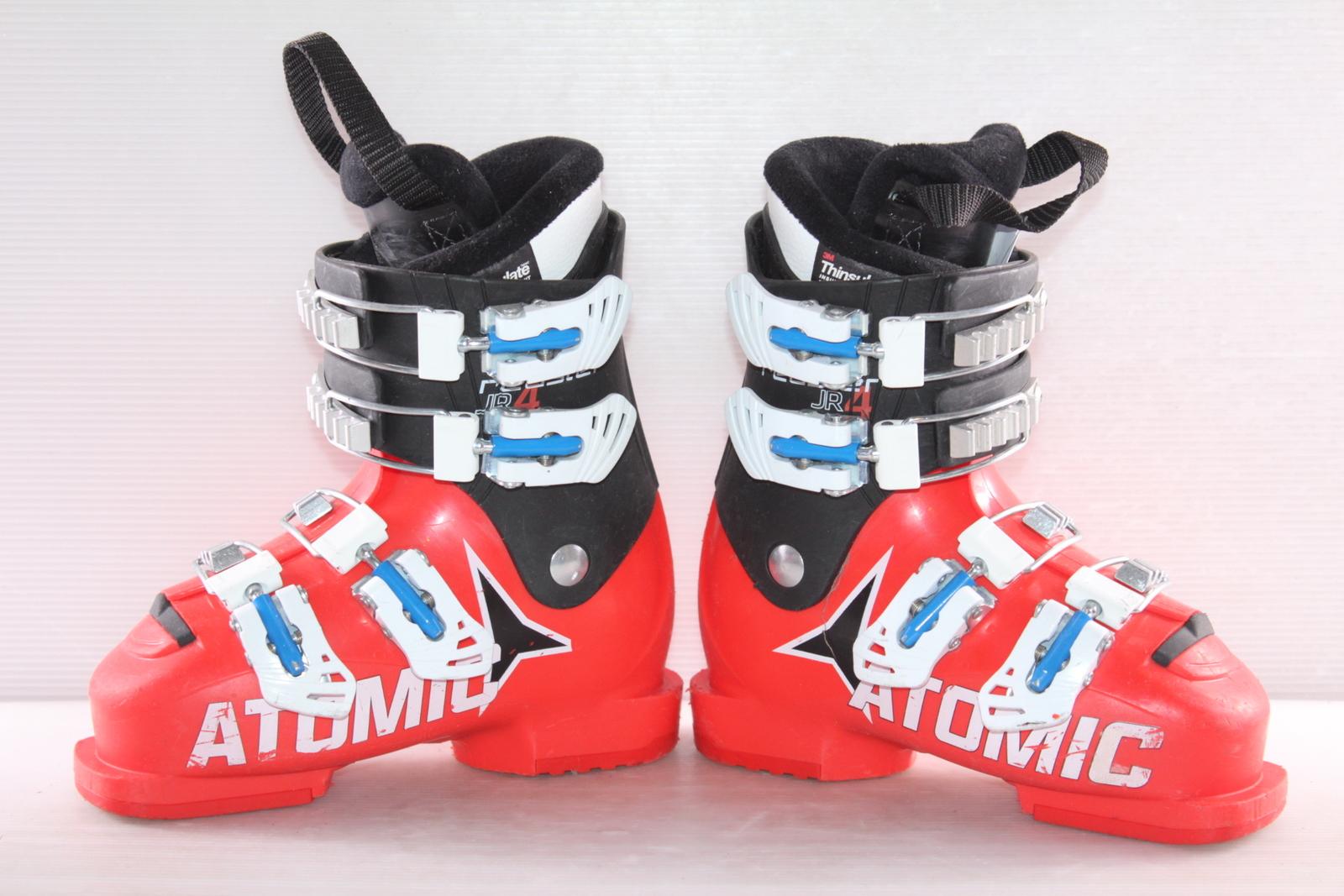 Dětské lyžáky Atomic Redster JR 4 vel. EU30.5
