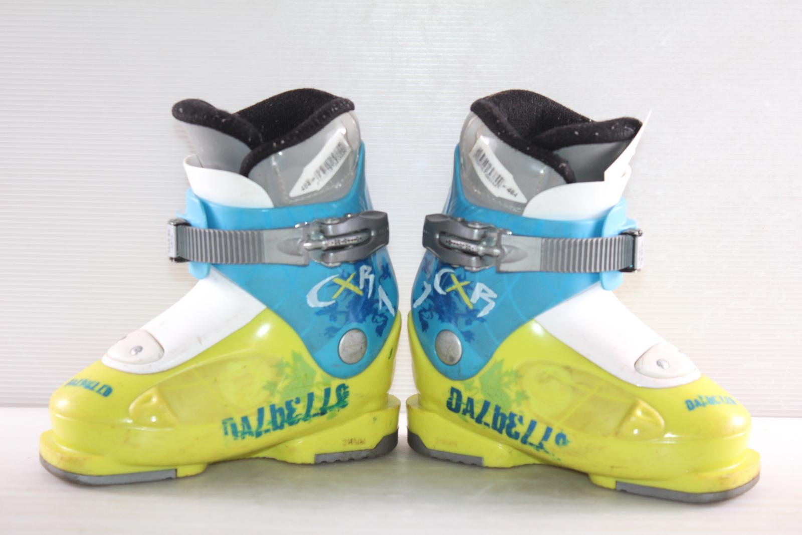 Dětské lyžáky Dalbello CXR 1 vel. EU28
