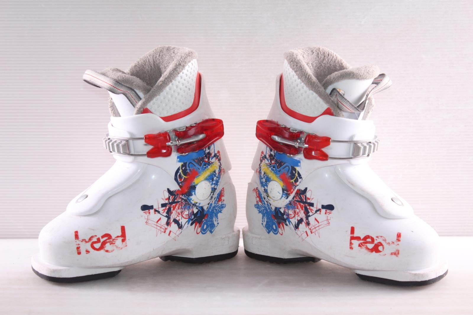 Dětské lyžáky Head Head vel. EU29