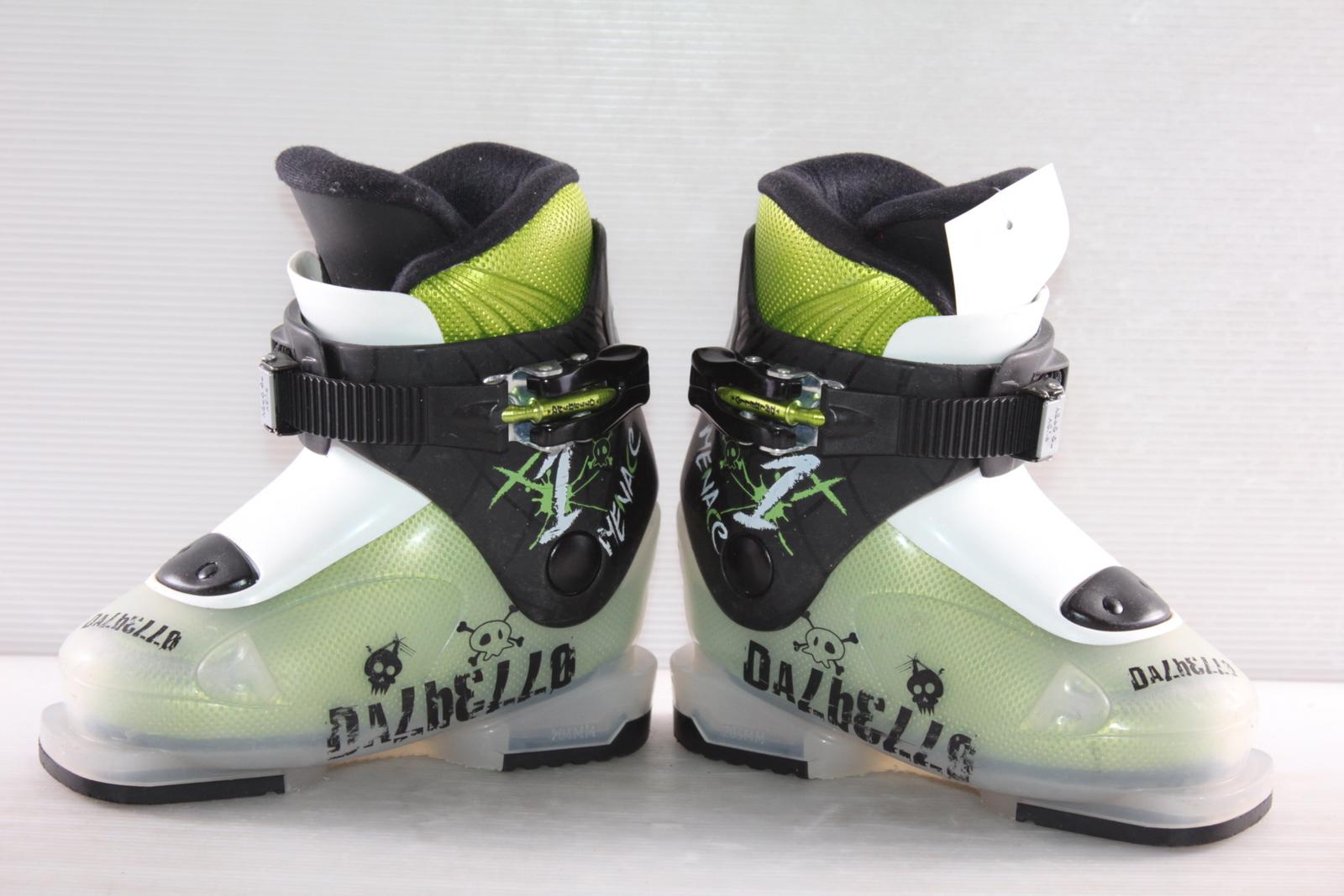 Dětské lyžáky Dalbello Menace vel. EU26.5