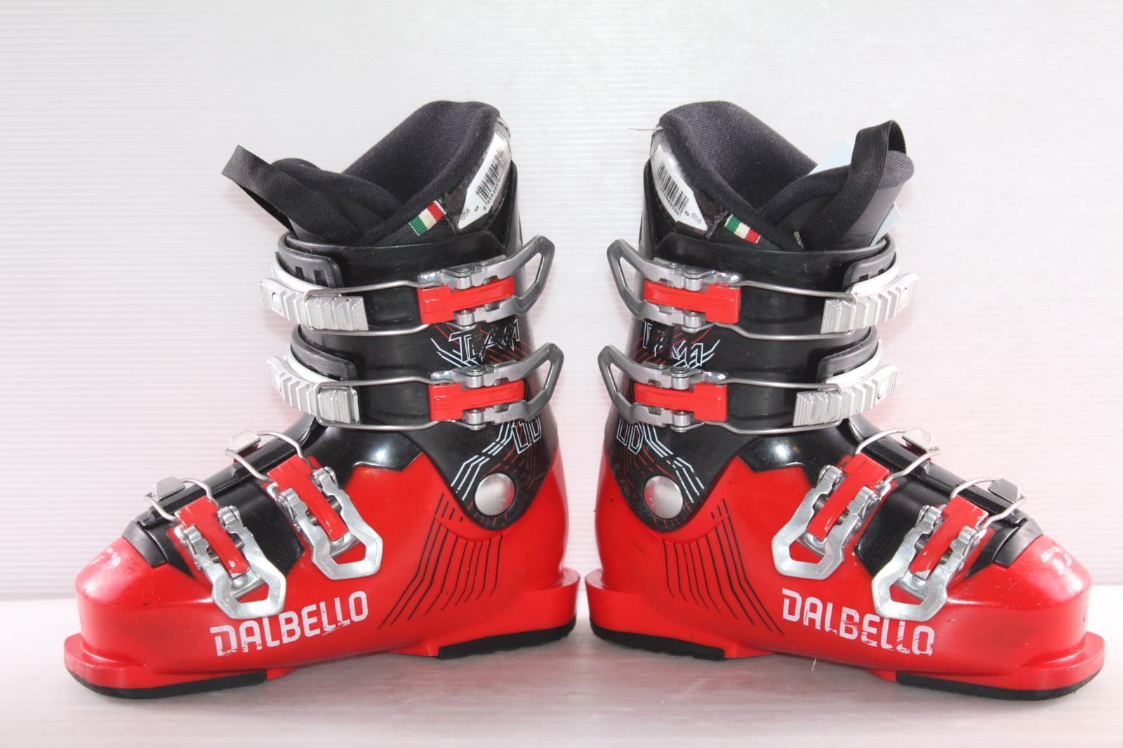 Dětské lyžáky Dalbello Team Ltd vel. EU30.5
