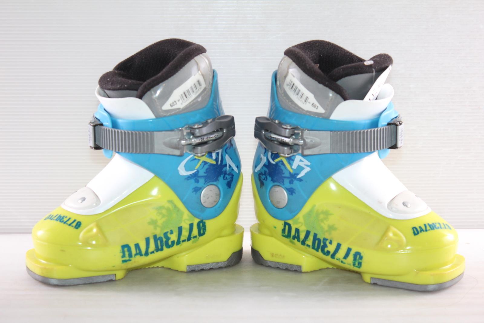 Dětské lyžáky Dalbello CXR 1 vel. EU25