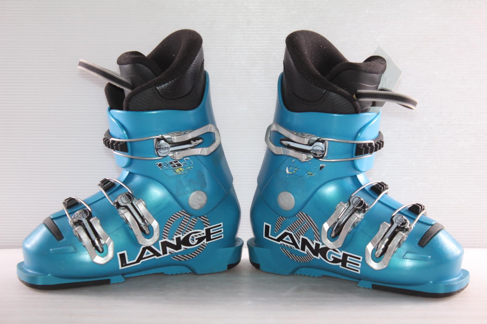 Dětské lyžáky Lange RSj 50R vel. EU30.5