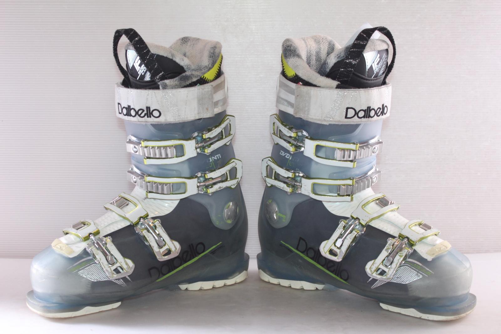 Dámské lyžáky Dalbello Avanti  LTD W vel. EU40 flexe 70