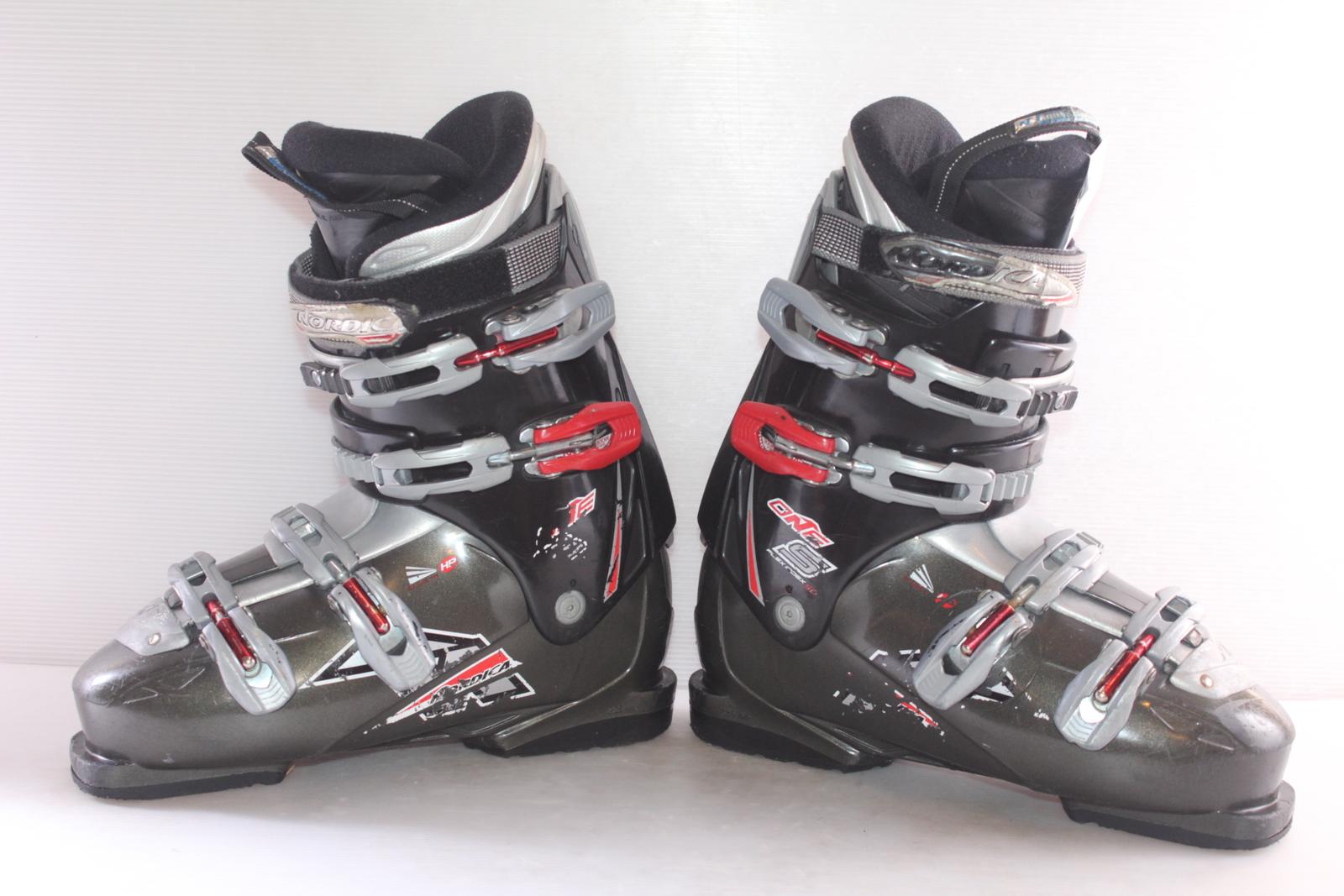 Lyžařské boty Nordica ONE S vel. EU43.5 flexe 50
