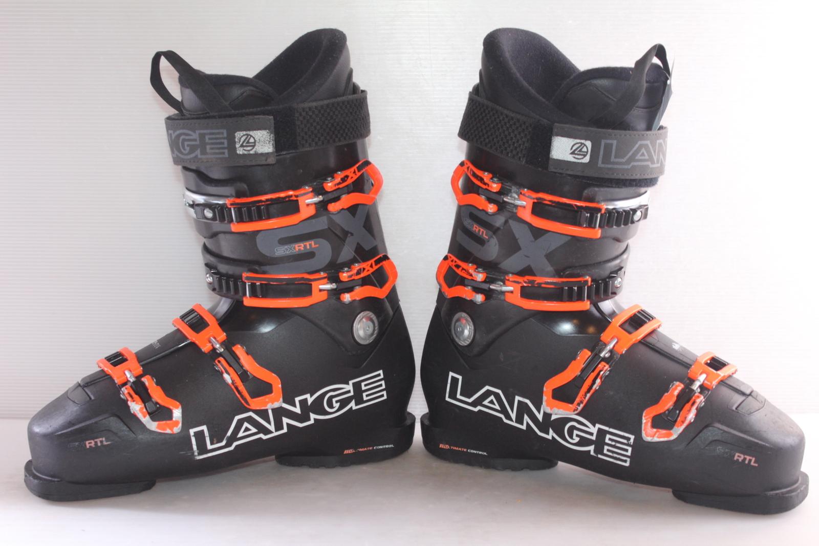 Lyžařské boty Lange RX 100R vel. EU43 flexe 90